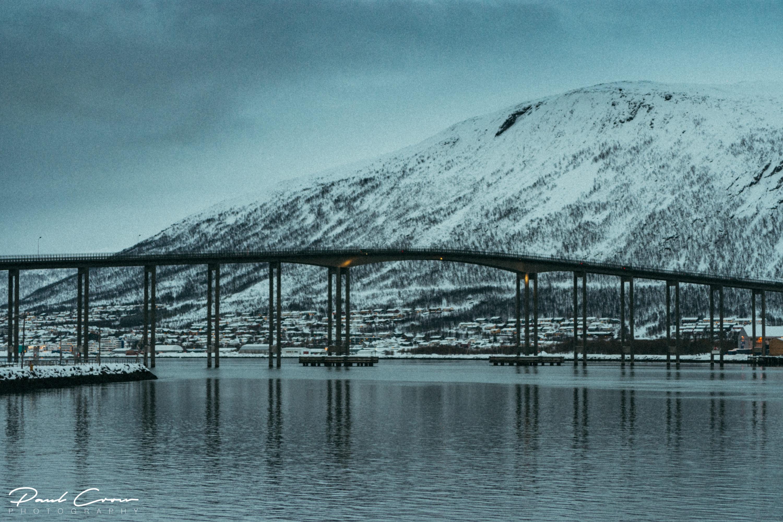 Bridge in Tromsø
