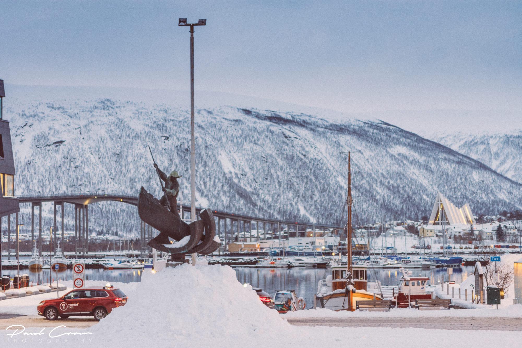 Tromsø charming views
