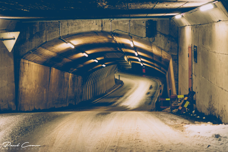 Tunnels under Tromsø