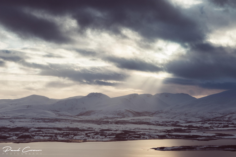 Lights from heaven above Tromsø