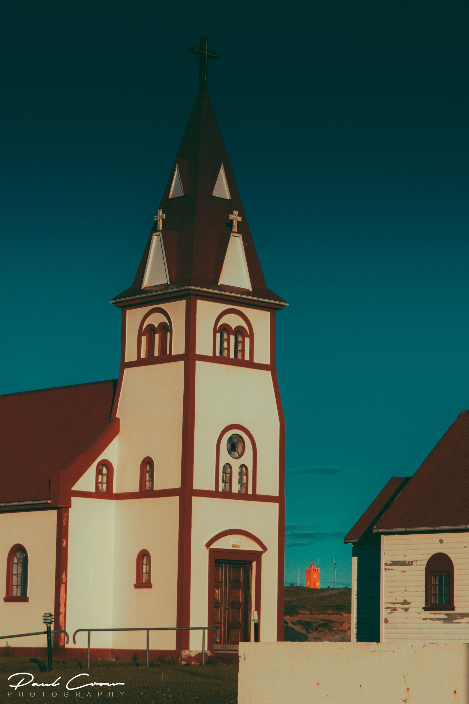 The Church of Raufarhöfn
