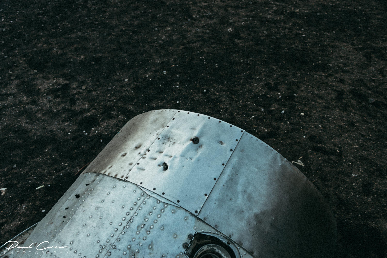 Details of the Sólheimasandur Plane