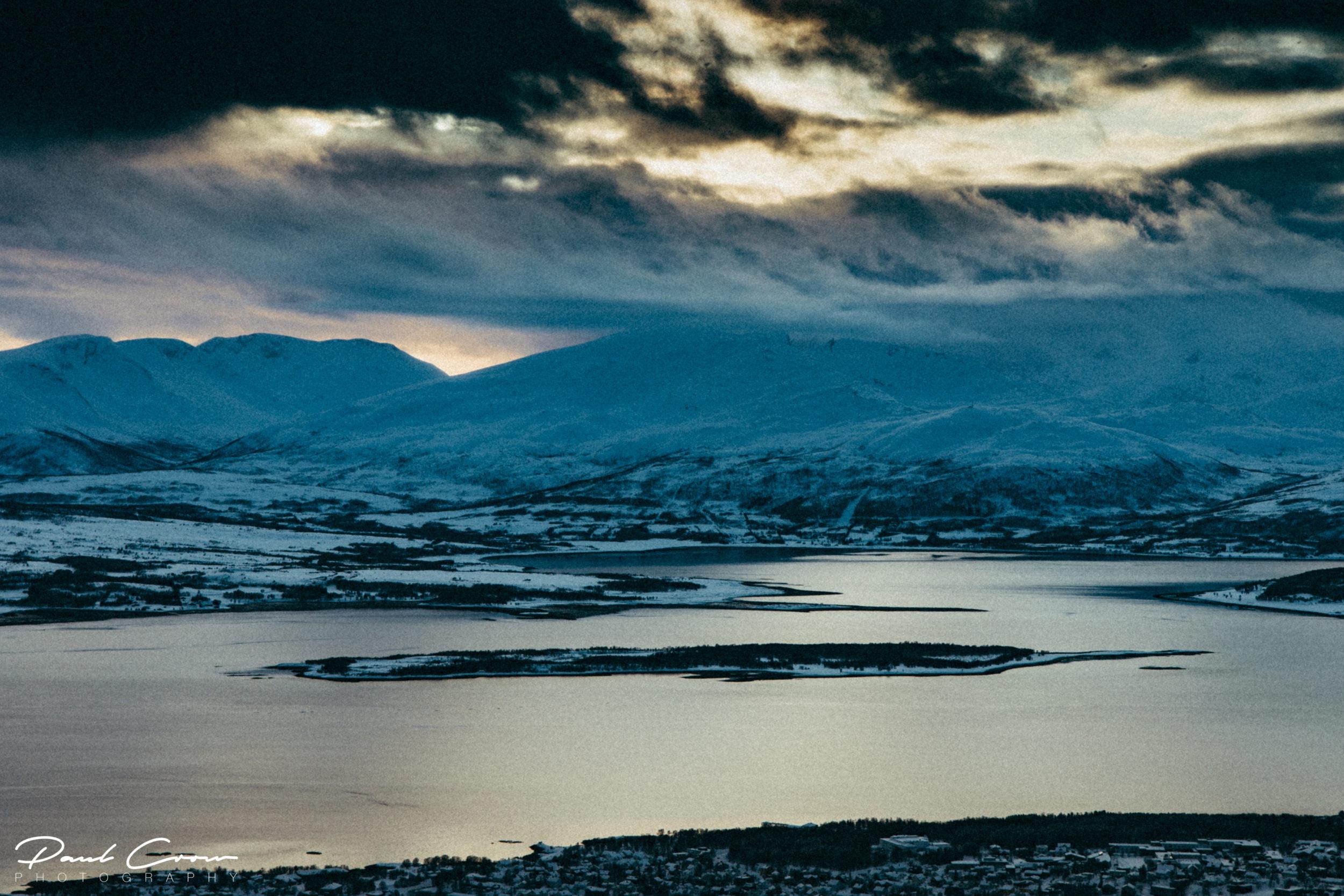 Memorable views from Fjellheisen upper station