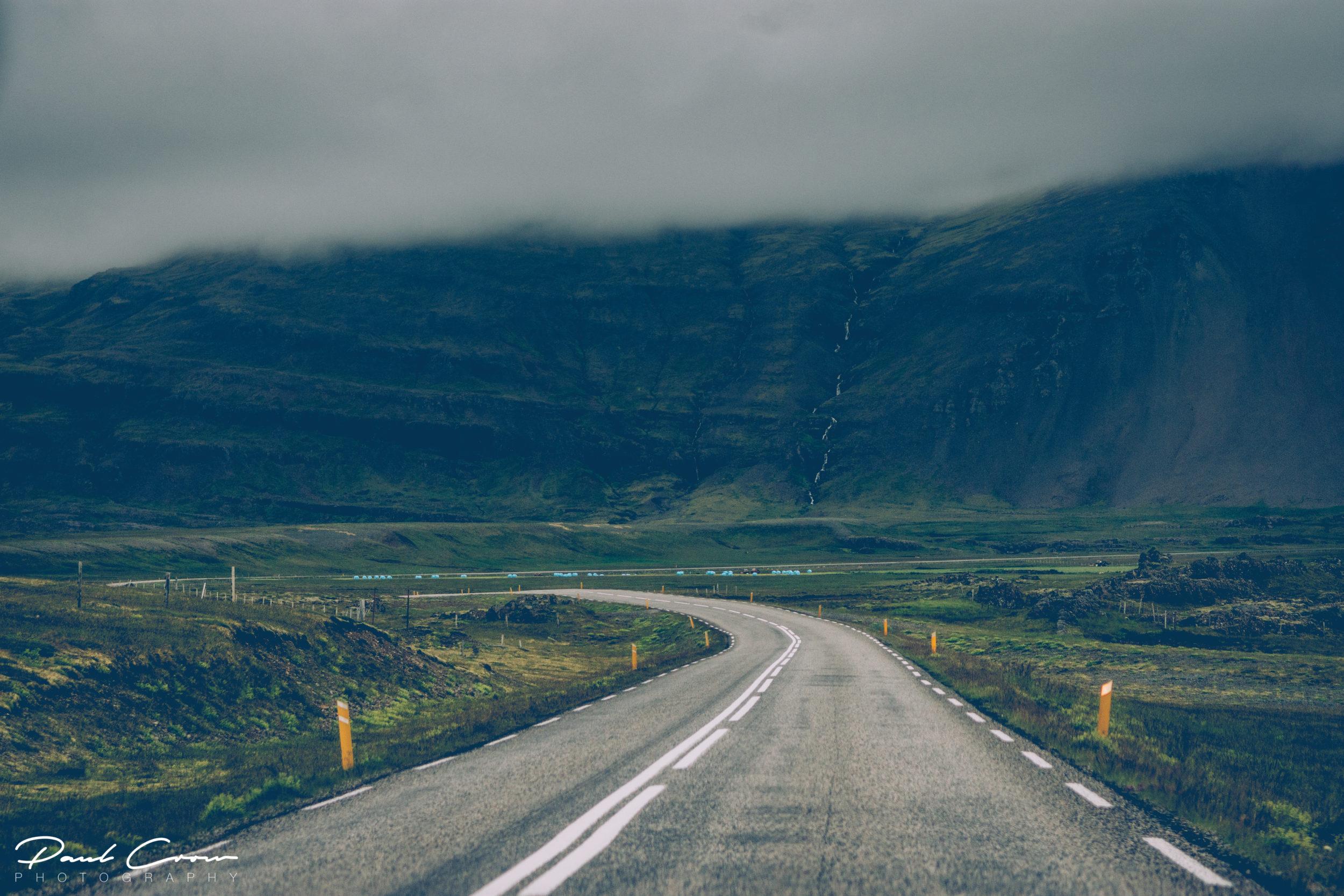 Clouds of Stöðvarfjörður