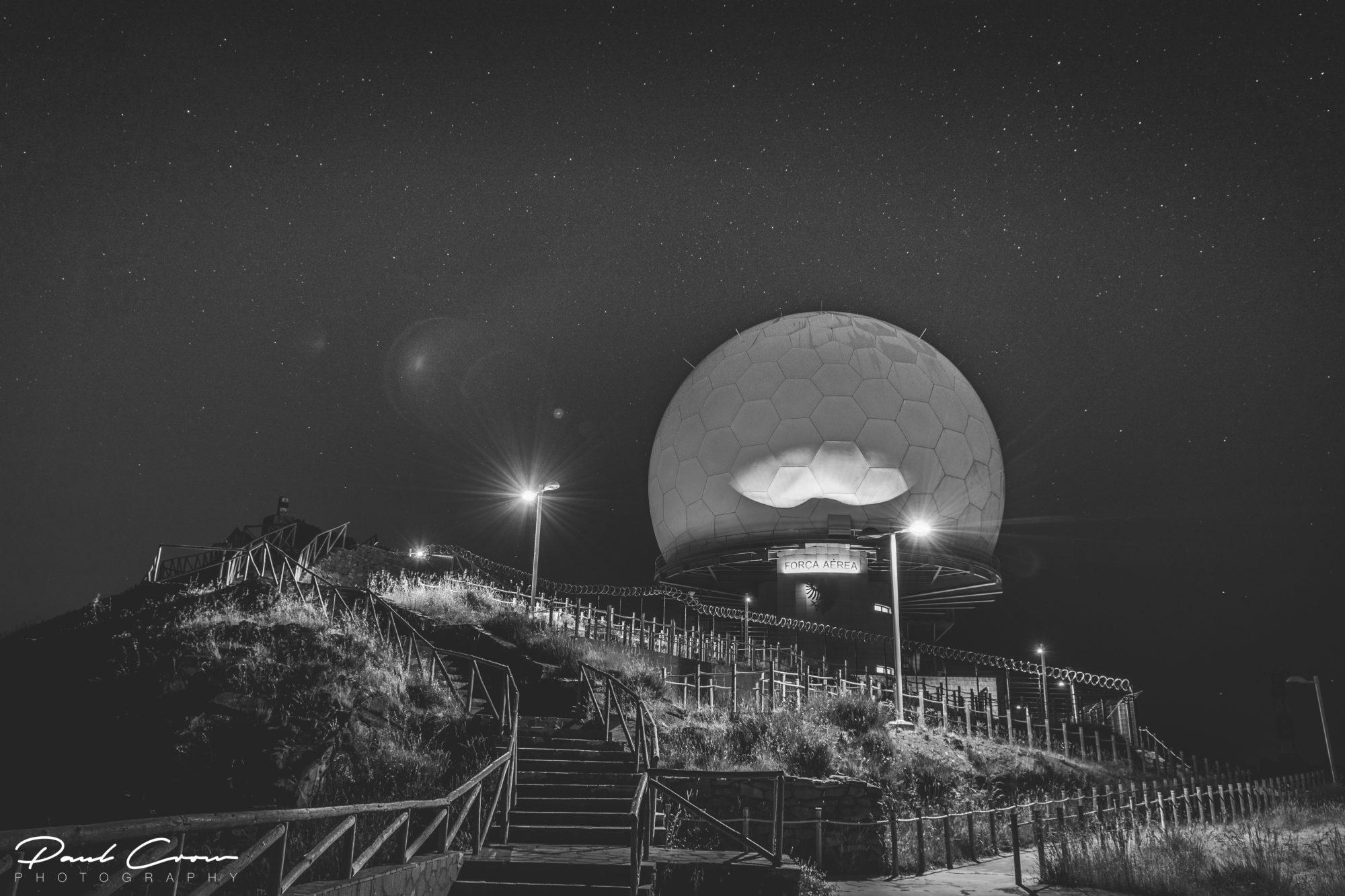 Astro views from Pico Ruivo